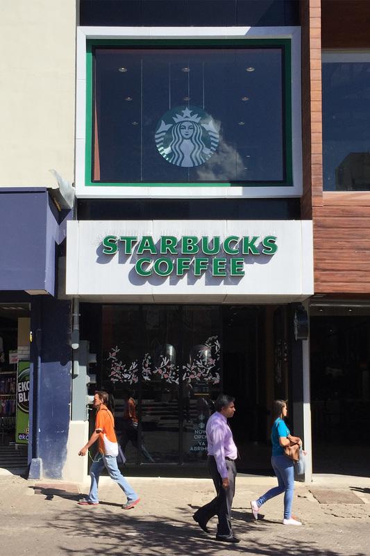 Mercedes San Jose >> Starbucks Plaza de la Cultura - Liberman Arquitectos